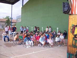 Photo: Los Títeres de Cachiporra. Grupo Arbolé. Fiestas de San Ramón 2008
