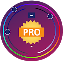 Solid Pro: colored wallpapers maker / auto-changer icon