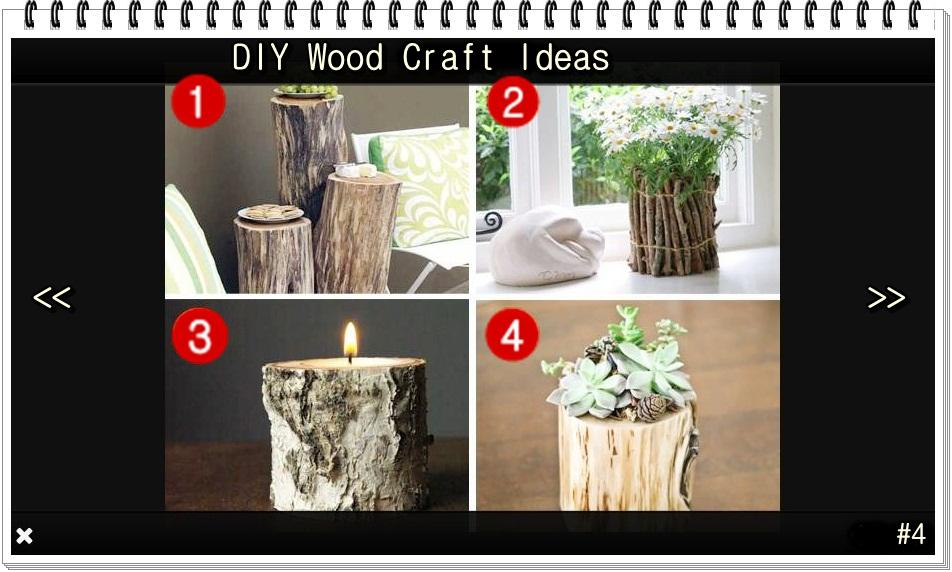 wood craft is a gallery application that shows you incredible craft g9wq2LOl