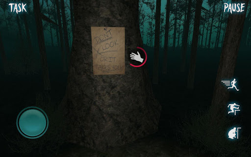 Slender Man: The Forest  captures d'écran 1