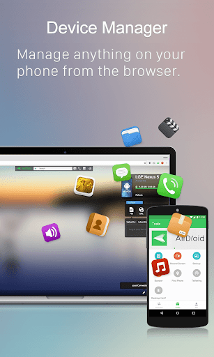 AirDroid: Remote access & File 4.2.5.7 screenshots 6
