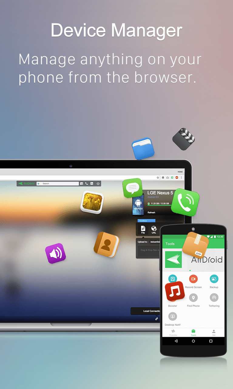 AirDroid: Remote access & File Screenshot 5