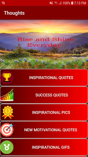Motivational Thoughts in Pics by T9 solutions (Google Play
