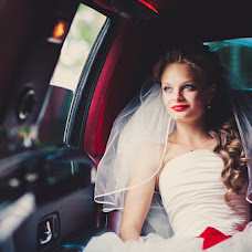 Wedding photographer Inna Nezhivanova (nezhivanova). Photo of 26.01.2013