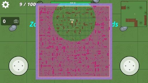 Battle Royale : Survival.io Zombie for PC