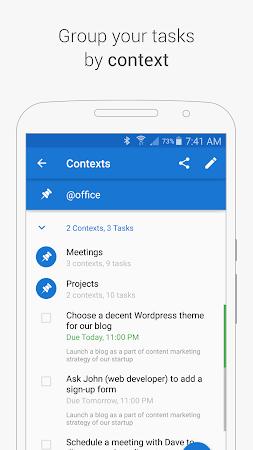 Chaos Control: Task List & GTD 1.7.1 screenshot 562437