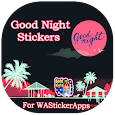 Good Night Stickers for WhatsApp