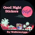 Good Night Stickers for WhatsApp