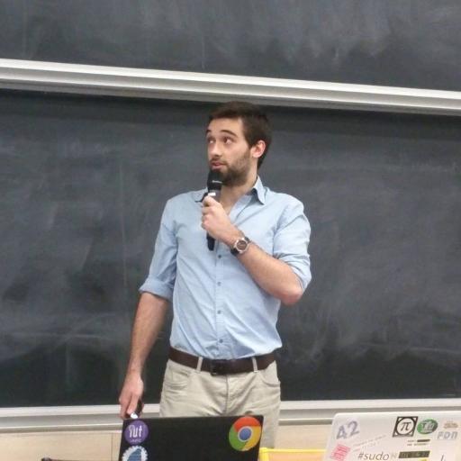Romain Pellerin avatar image