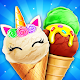 Download Unicorn Ice Cream Cone Maker: Frozen Dessert Game For PC Windows and Mac