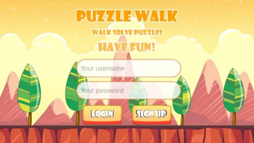 PuzzleWalk screenshot 1