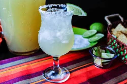 House MargaritaIf you don't like a strong taste of tequila in your...