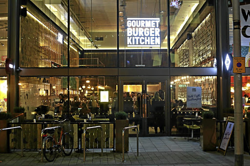 A Gourmet Burger Kitchen restaurant in Southampton. Picture: Famous Brands