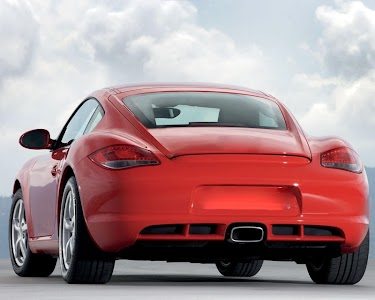 Wallpapers Porsche Cayman screenshot 3