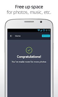 AVG Cleaner - Phone Clean-Up- screenshot thumbnail