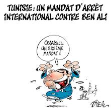 Photo: 2011_Mandat contre Ben Ali