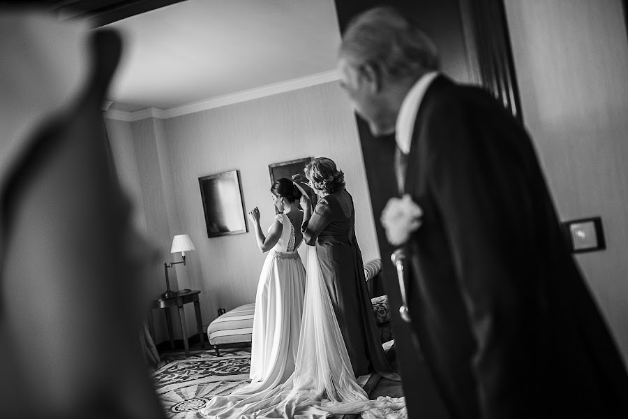Fotógrafo de bodas Javi Calvo (javicalvo). Foto del 06.11.2017