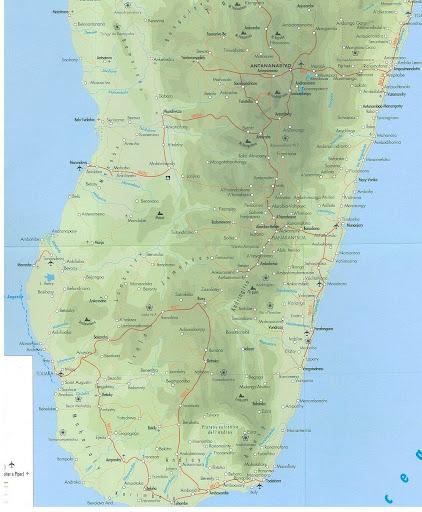 Madagascar - Il nostro percorso