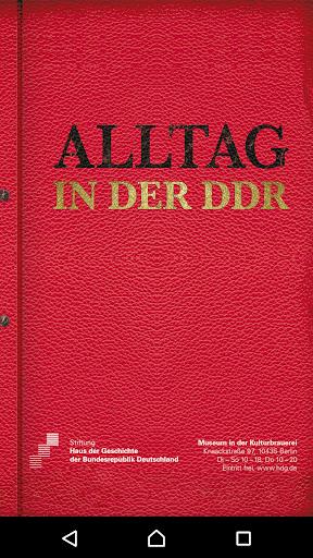 DDR-Alltag