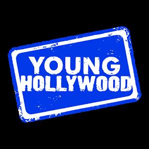 Young Hollywood icon do aplicativo