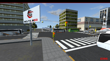 IDBS Bus Simulator APK screenshot thumbnail 6