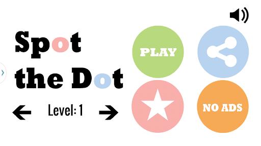 玩免費休閒APP 下載Spot the Dot app不用錢 硬是要APP