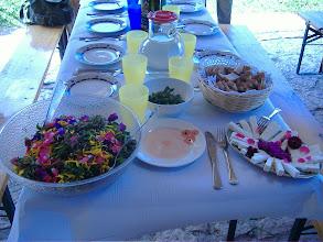 Photo: finalmente un ottimo piccolo pasto