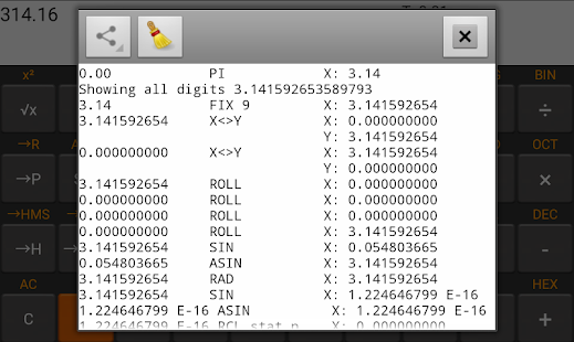 Rpn Calc Financial -- HP 12C - screenshot thumbnail
