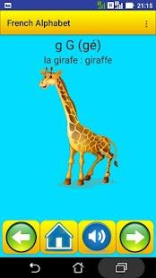 francouzská abeceda - lekce 1 - náhled
