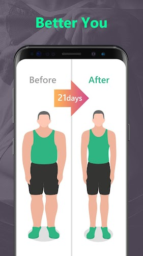 Download Abs Workout for Men - Six Pack in 21 Days APK