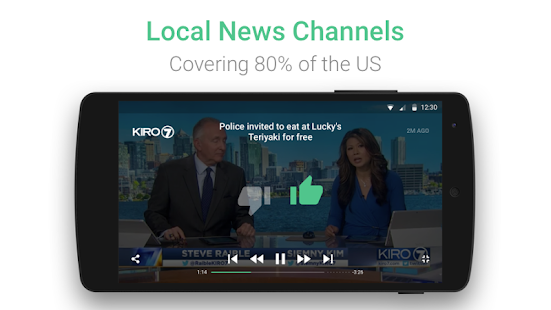 Watchup: Video News Daily Screenshot 6