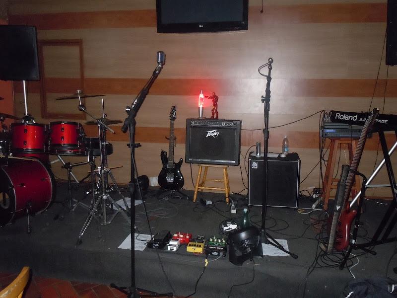 Photo: E o palco está montando...