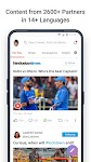 screenshot of Dailyhunt (Newshunt)- News, Videos, Cricket