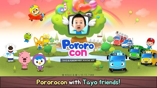 Pororocon - Educational Tayo and Pororo Avatar App 4.0.9
