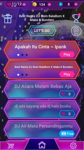 Dancing Road Lagu DJ:DJ Musik Game 1.0 screenshots 2