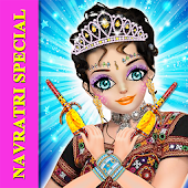 Navratri Special Makeup And Dressup