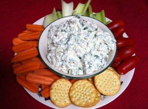 Knorr Classic Spinach Dip Recipe