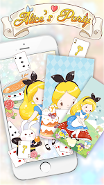 Alice\'s Party Live Wallpaper Apk Download Free for PC, smart TV