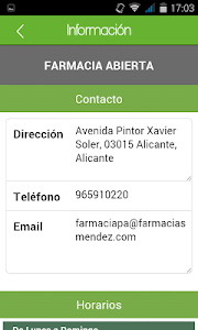 Farma Parque de las Avenidas screenshot 1