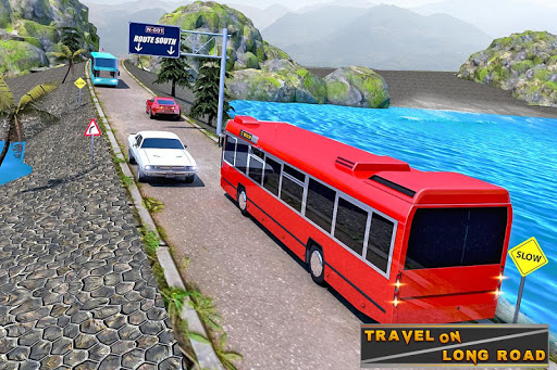 Offroad Bus Game 1.0 screenshots 6