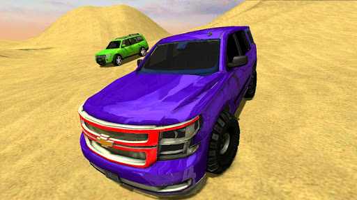 Grand Off-Road Cruiser 4x4 Desert Racing android2mod screenshots 1