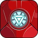 Iron Flashlight app android icon