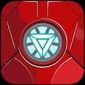 Iron Flashlight app android icon