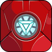 Iron Flashlight app android