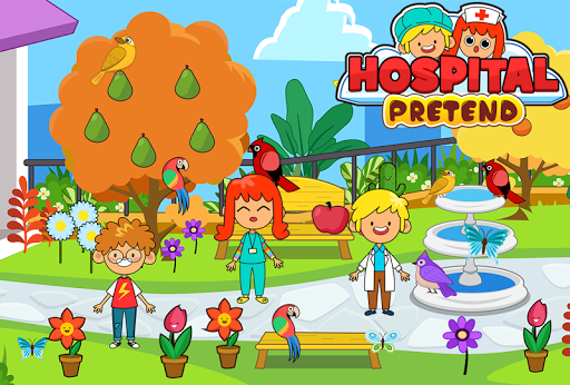 My Pretend Hospital - Kids Hospital Town Life 2.0 screenshots 9