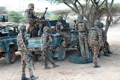 Kismayo rising after years of KDF's presence