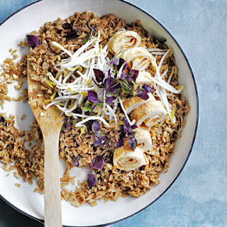 Sweet Soy Ginger Fried Rice