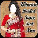 Women Bridal Saree Suit New icon