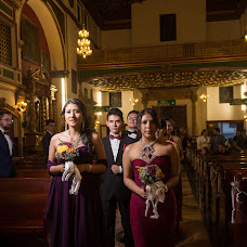 Wedding photographer Aarón moises Osechas lucart (aaosechas). Photo of 18.01.2018
