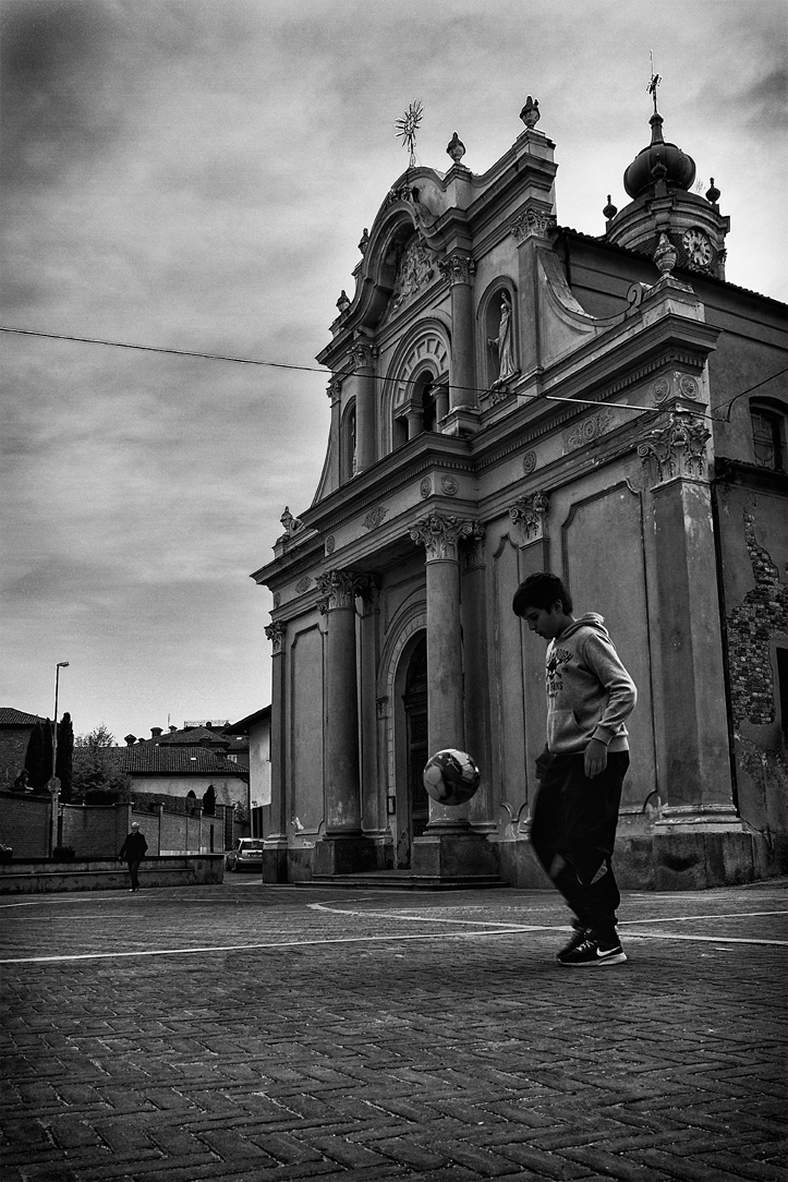 In piazza di Enzo L.